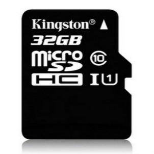 金士顿32G手机闪存卡