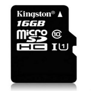 金士顿16G手机闪存卡